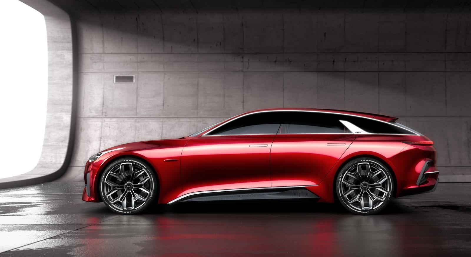 Kia Proceed Concept, adiós a las tres puertas