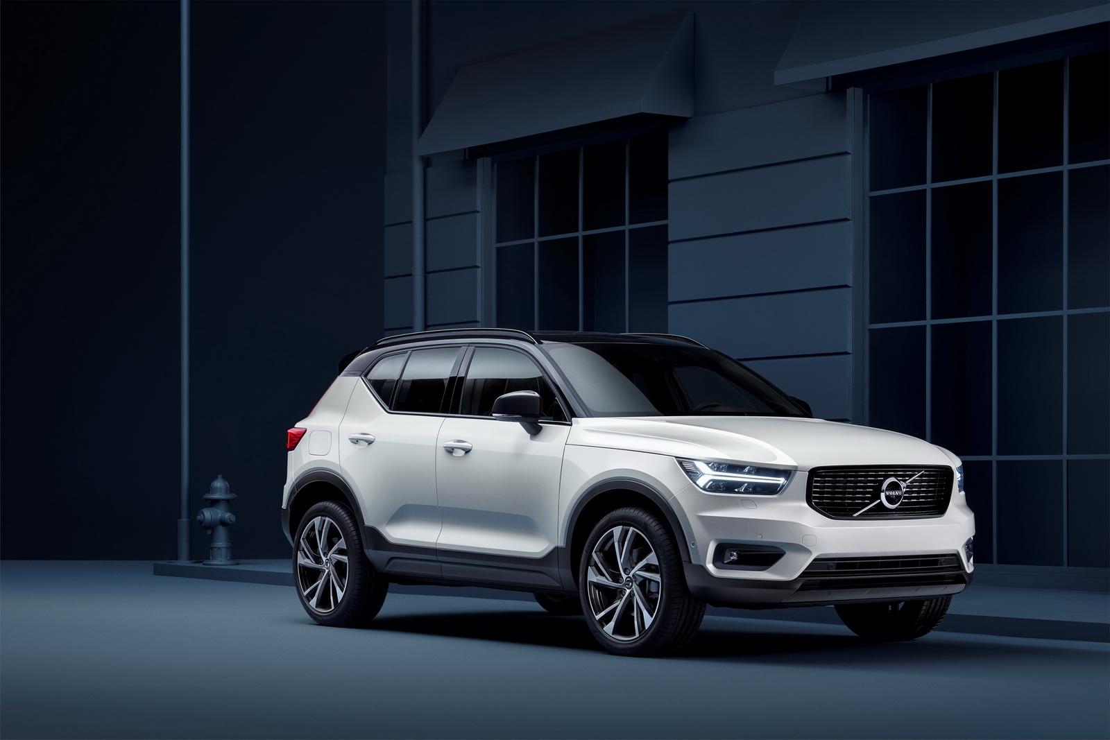 XC40: Volvo ya tiene su esperado SUV compacto