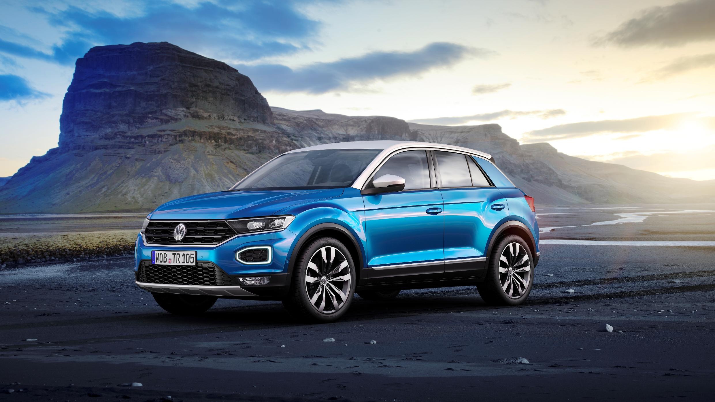 Volkswagen T-Roc: un Golf con traje de SUV
