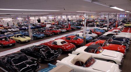 Los mayores coleccionistas de coches del mundo