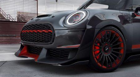El JCW GP Concept adelanta el Mini más radical