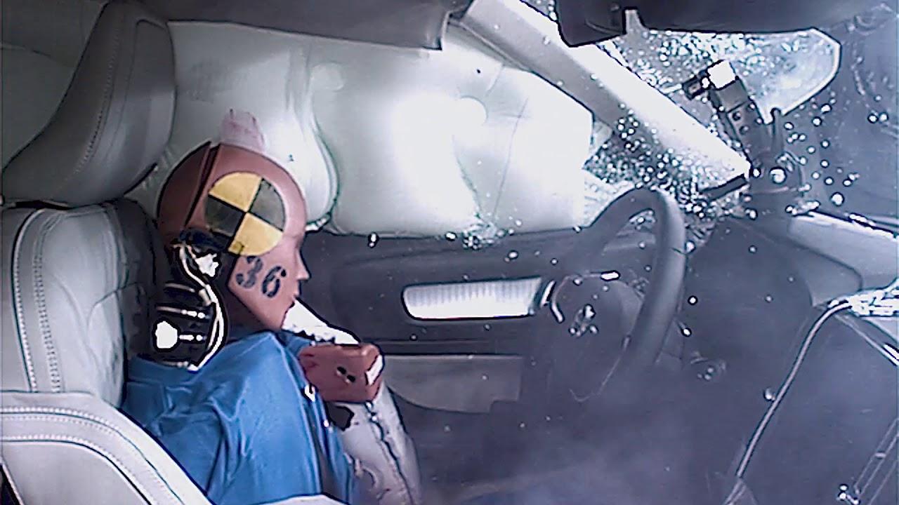 Así responde el Volvo XC40 a los test de choque