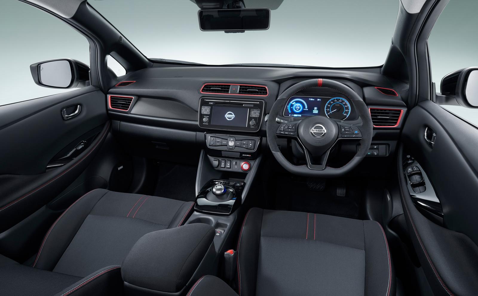 Nissan Leaf NISMO Concept: ¿y si un eléctrico fuera deportivo?