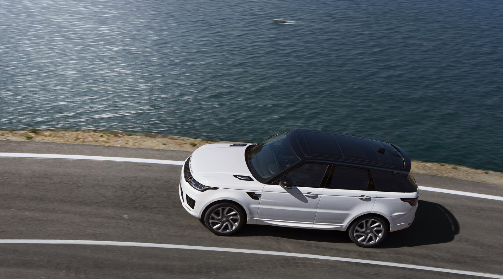 El Range Rover Sport se convierte en un SUV híbrido enchufable
