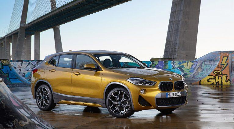 Nuevo BMW X2: todas las imágenes