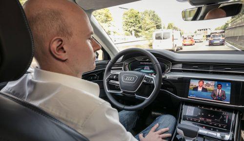 Nuevo Audi A8