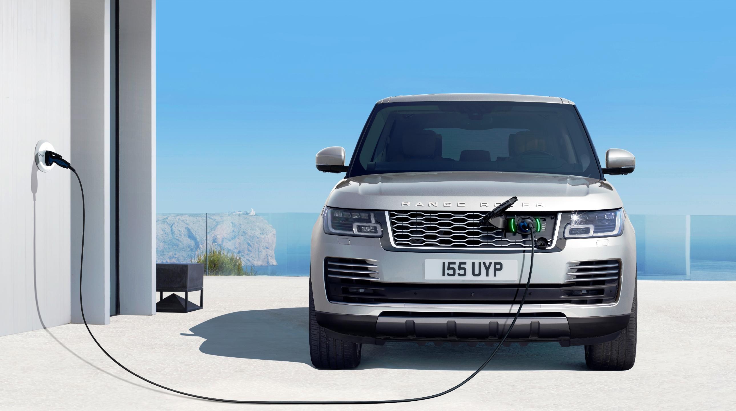 Range Rover ya tiene su primer híbrido enchufable