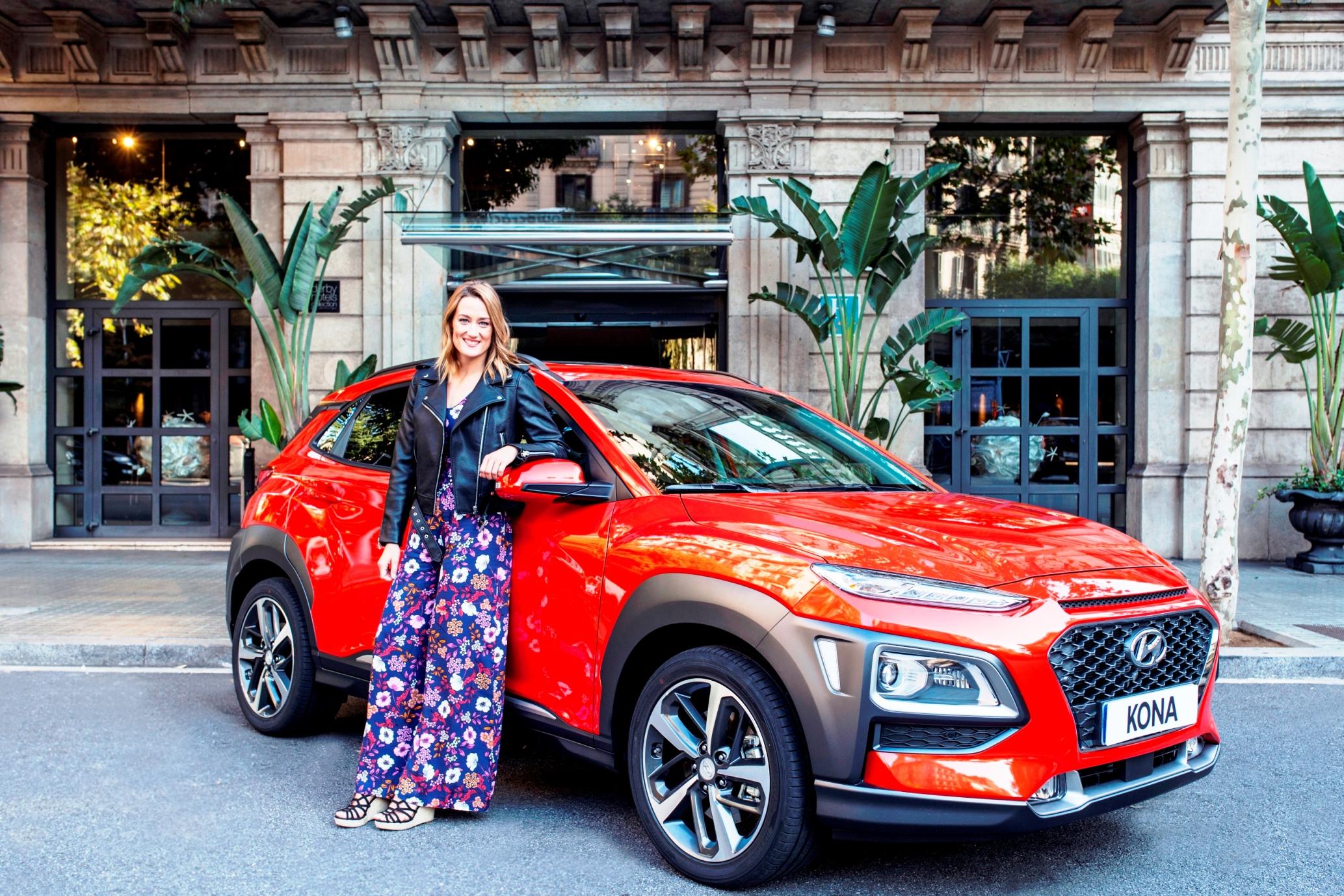 Mireia Belmonte, nueva embajadora de Hyundai