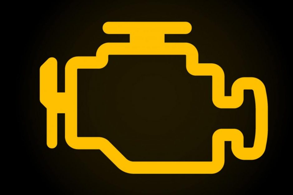 Check Engine Light X on Volvo S40 Diagnostic System