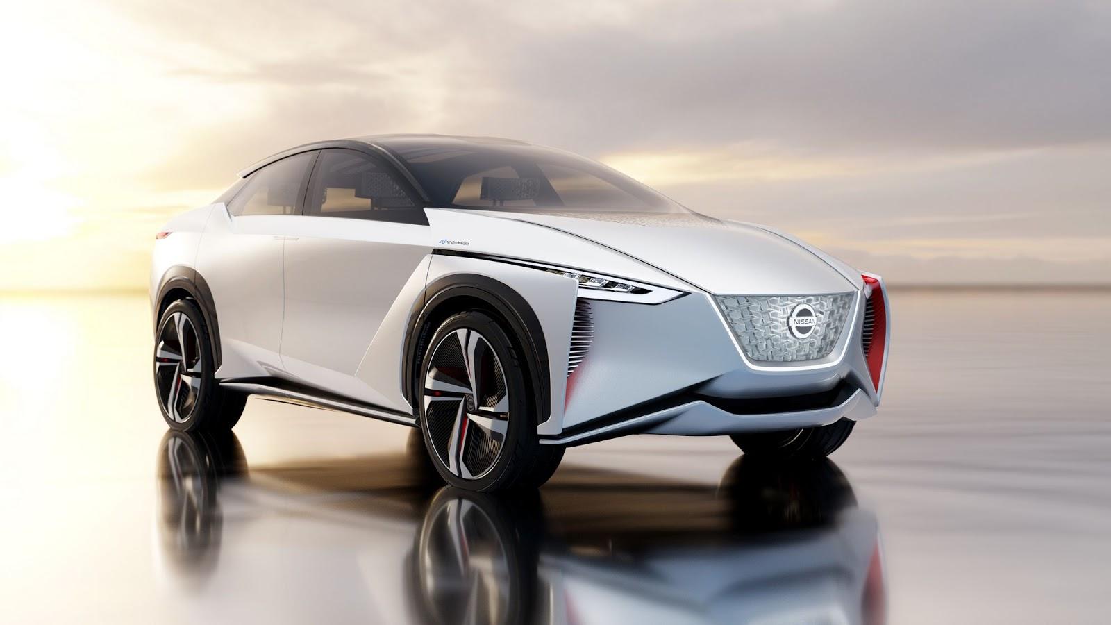 El Salón de Tokio viaja al futuro del automóvil