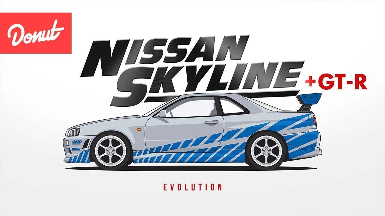 60 años del Nissan GT-R, el gran misil japonés