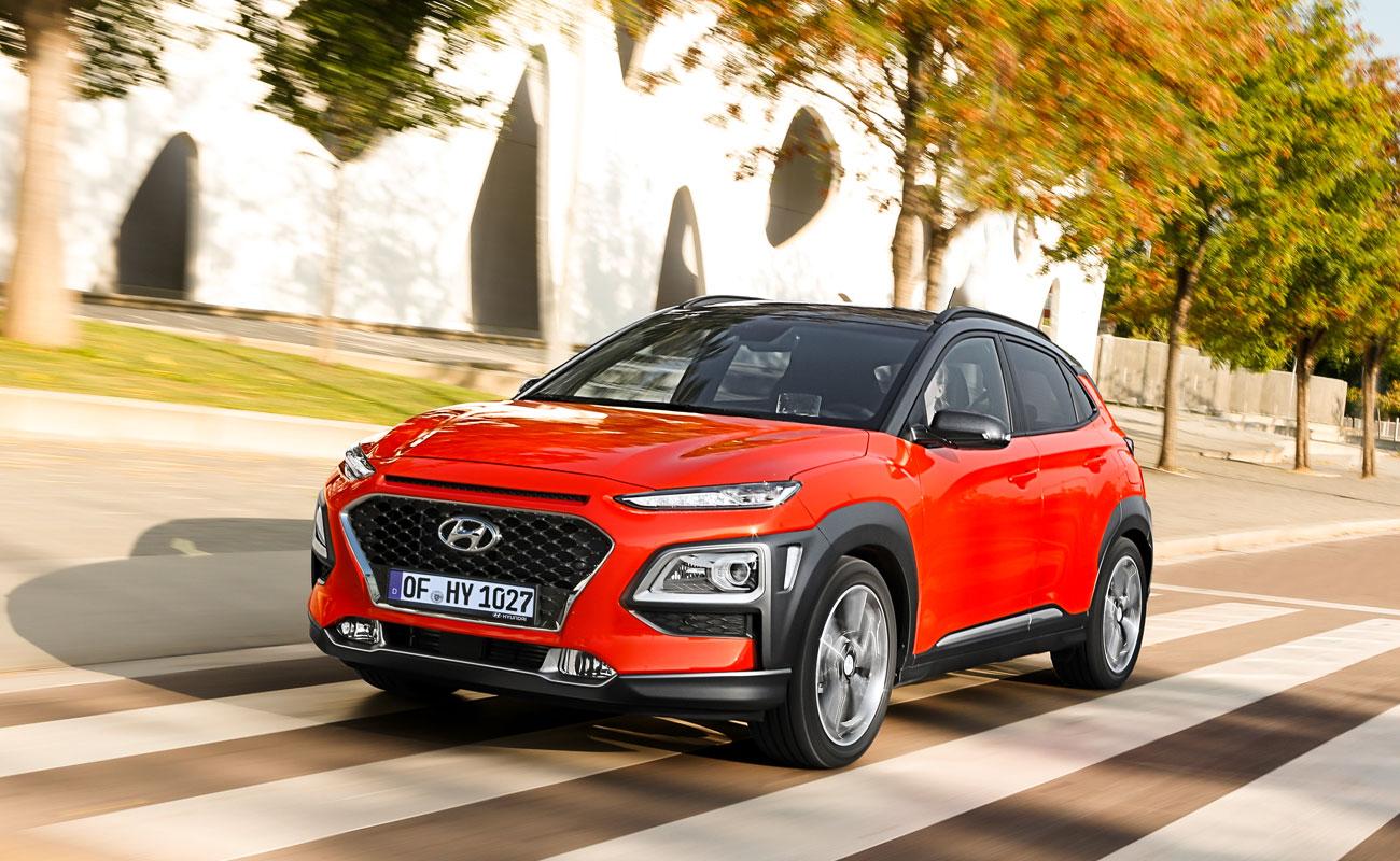 Hyundai Kona: la exitosa receta del Tucson aplicada a un SUV pequeño