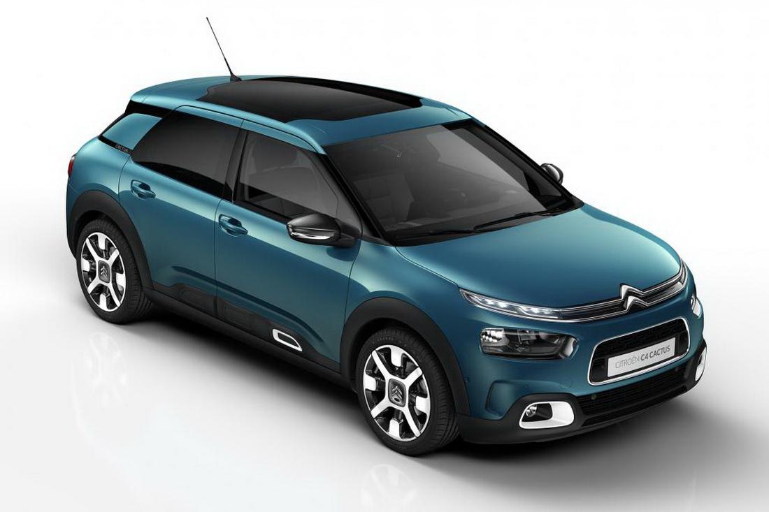 El Citroën C4 Cactus cambia de personalidad