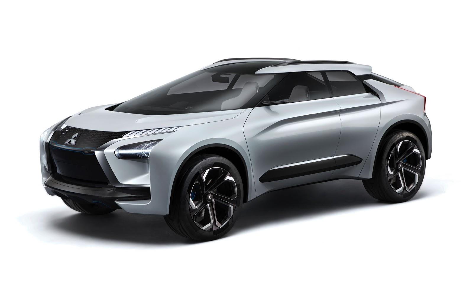 Mitsubishi e-Evolution, el EVO renace en formato SUV