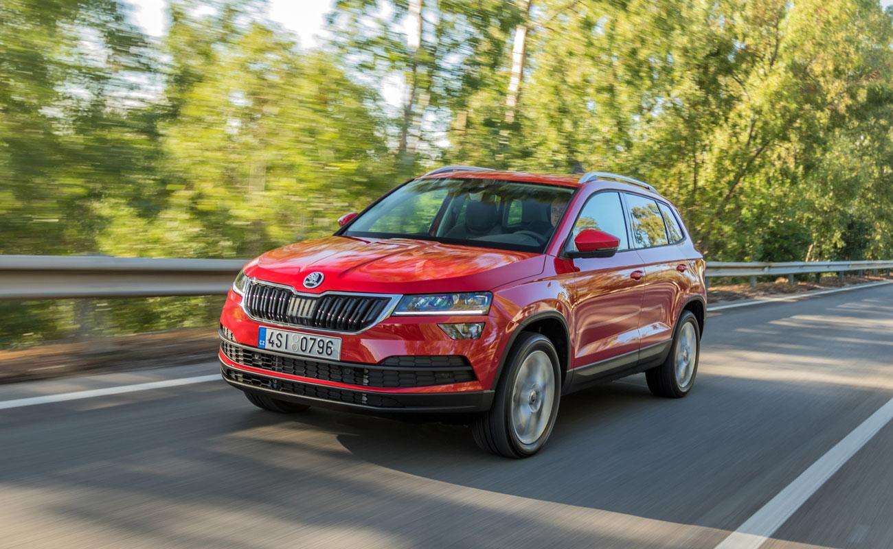 Skoda cambia de estrategia con el Karoq, su SUV compacto