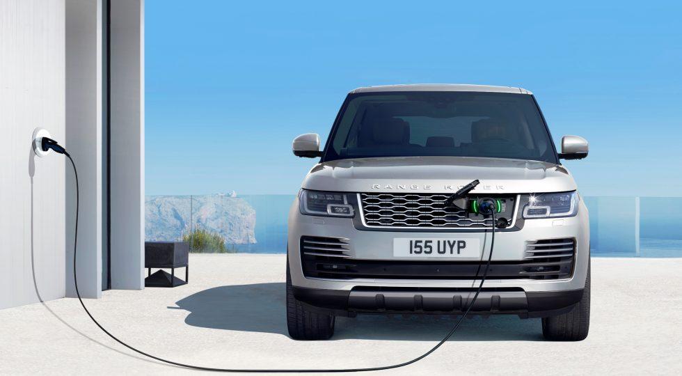 Range Rover hibrido