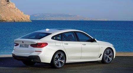 BMW Serie 6 Gran Turismo, el viajero infatigable