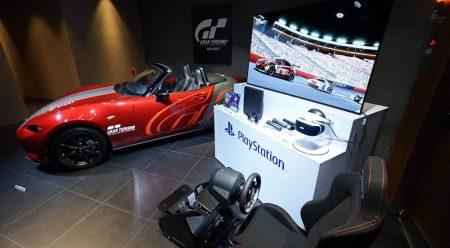 Este videojuego cuesta 40.000 euros… porque incluye un Mazda MX-5