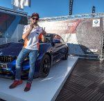 BMW M4 CS: el nuevo coche de Marc Márquez