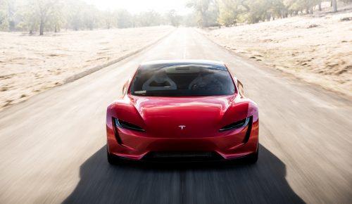 Tesla Roadster, deportividad sin emisiones