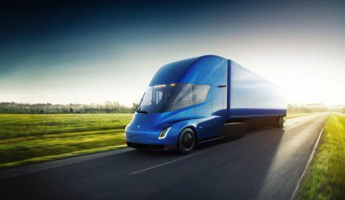 Tesla Semi, el camión eléctrico