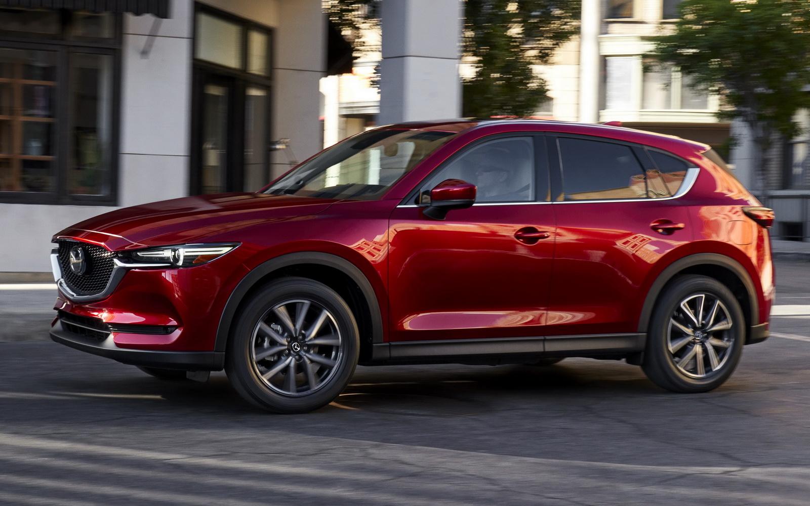 Mazda CX-5 2018: todavía más tecnológico y eficiente