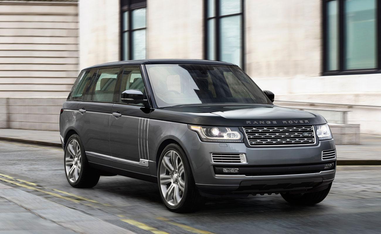 Range Rover SVAutobiography: lujo absoluto