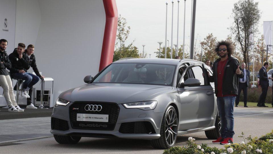 Marcelo: Audi RS6