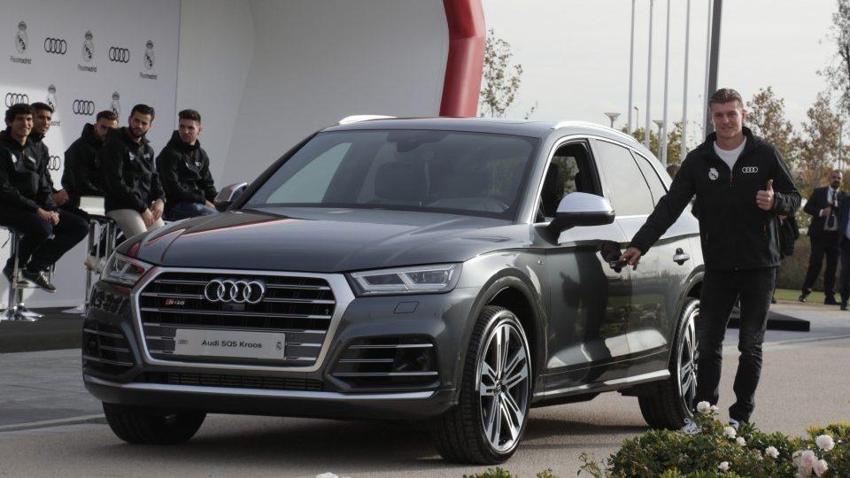Kroos: Audi SQ5