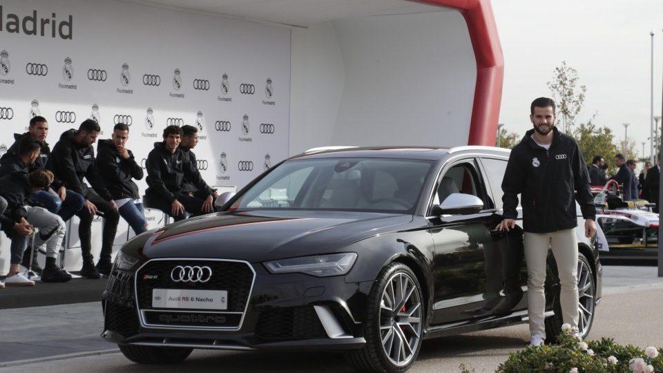 Nacho: Audi RS 6