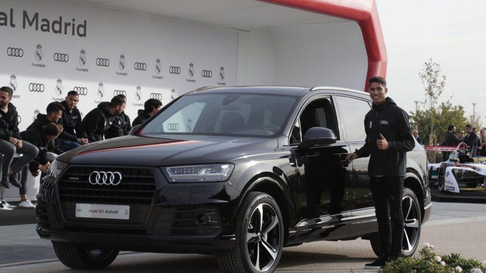 Achraf: Audi Q7