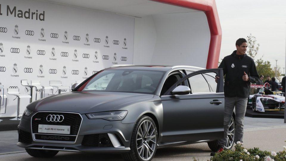 Audi RS 6: Varane