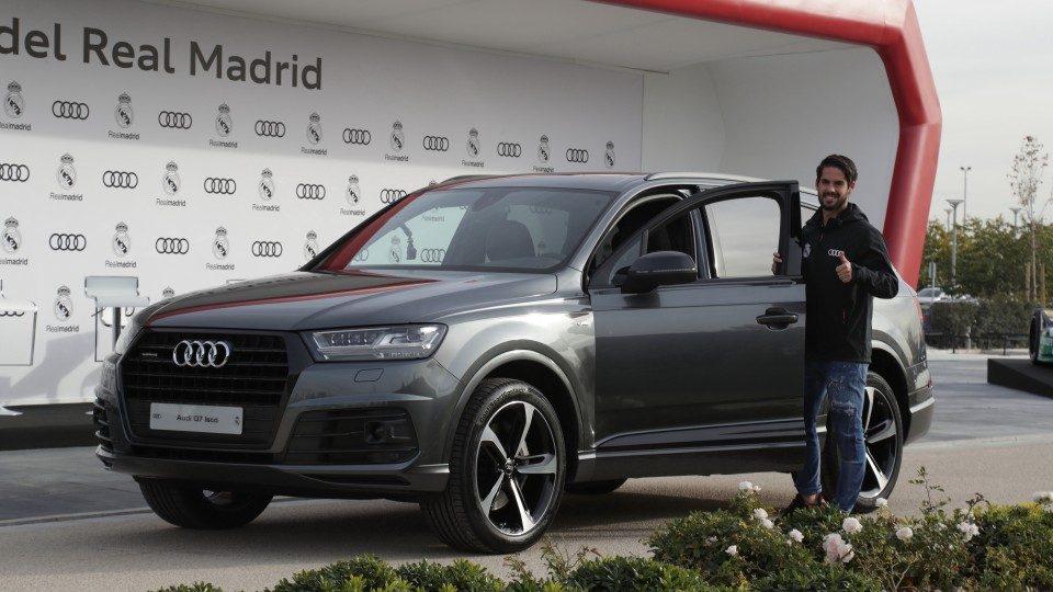 Isco: Audi Q7