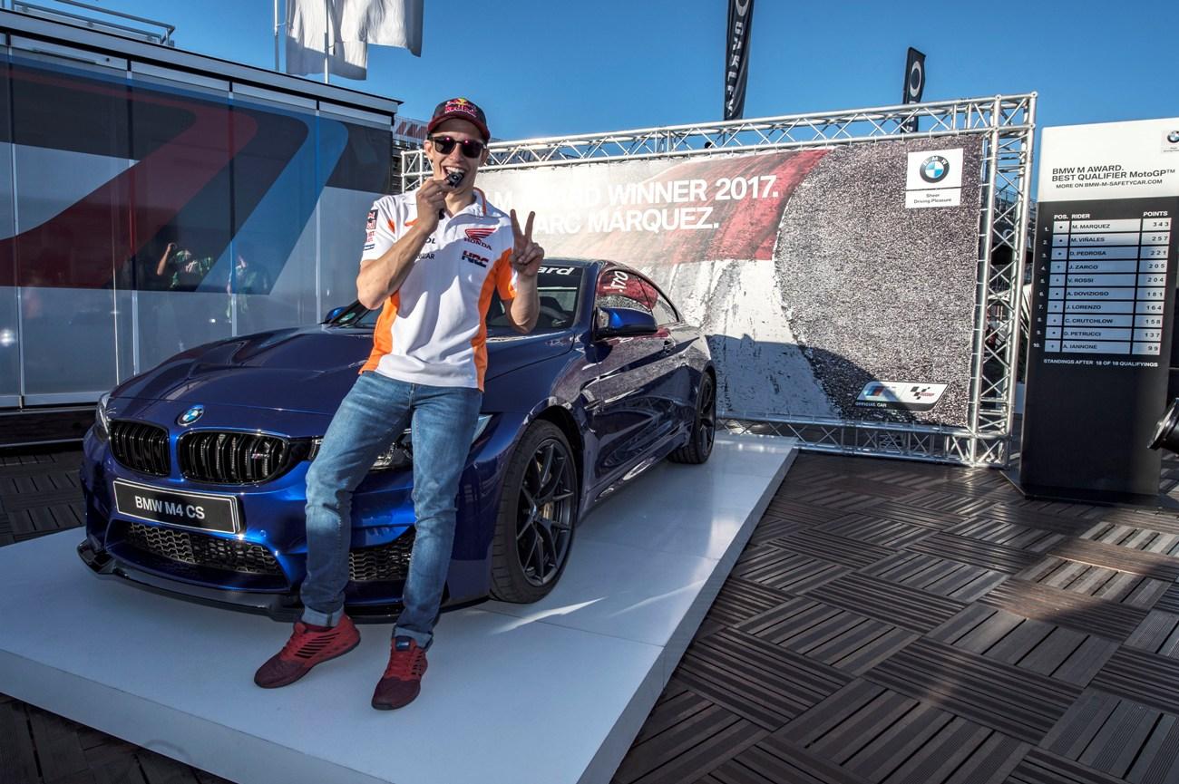 BMW M4 CS Marc Márquez