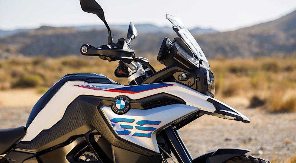 BMW F 750 GS y F 850 GS