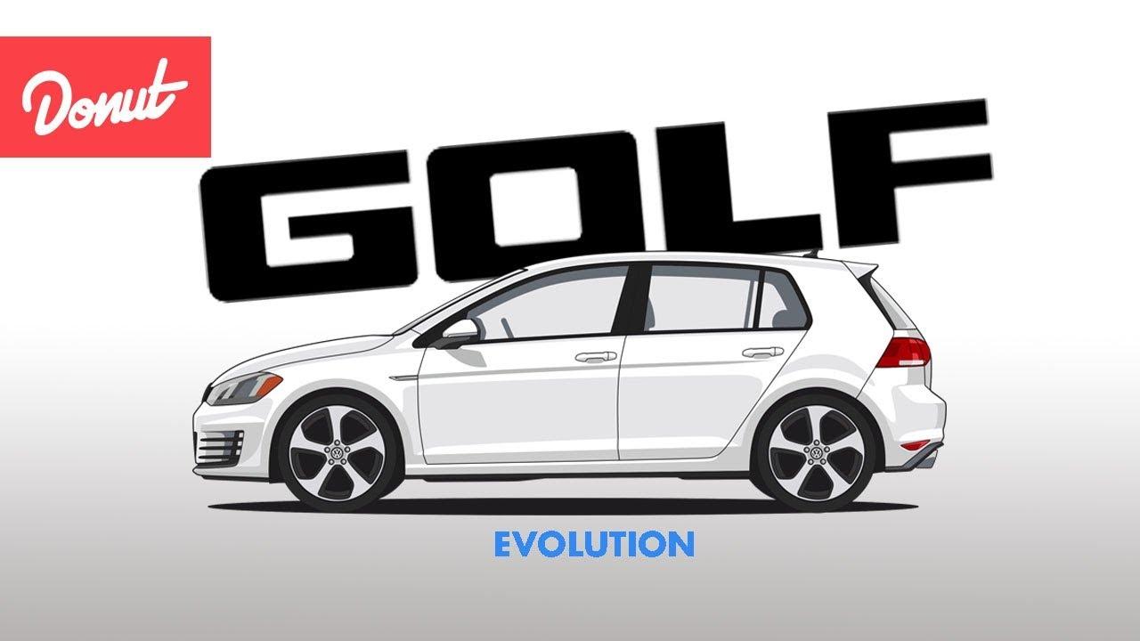 Así ha evolucionado el Volkswagen Golf, el superventas europeo