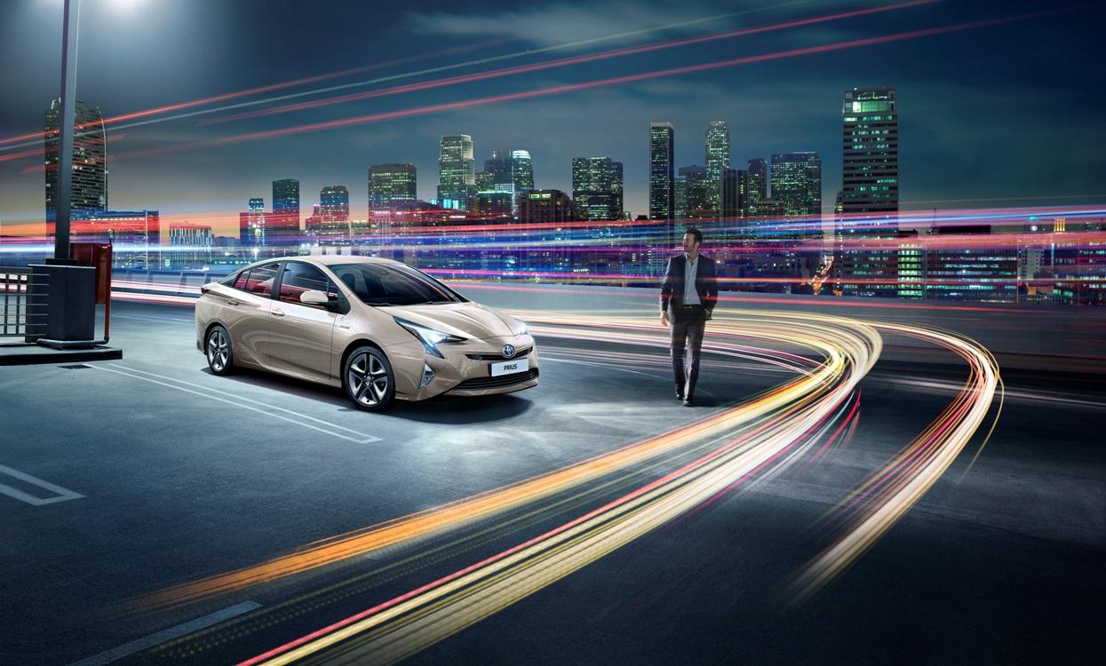 El Toyota Prius estrena el año mejorando la seguridad