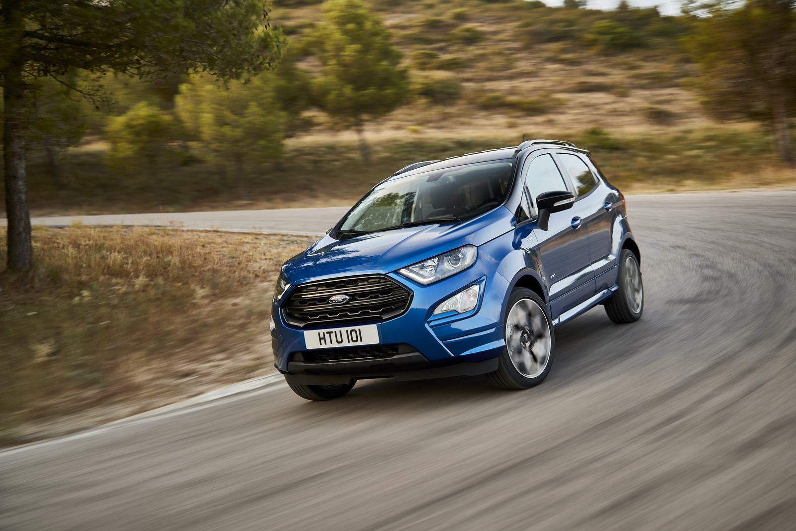 El renovado Ford Ecosport mejora en todos los aspectos