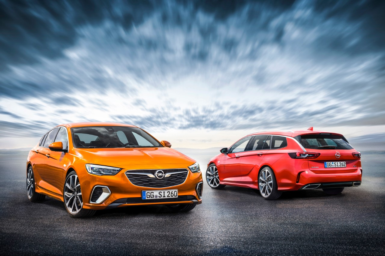 La deportividad del Opel Insignia GSi llega por 45.500 euros