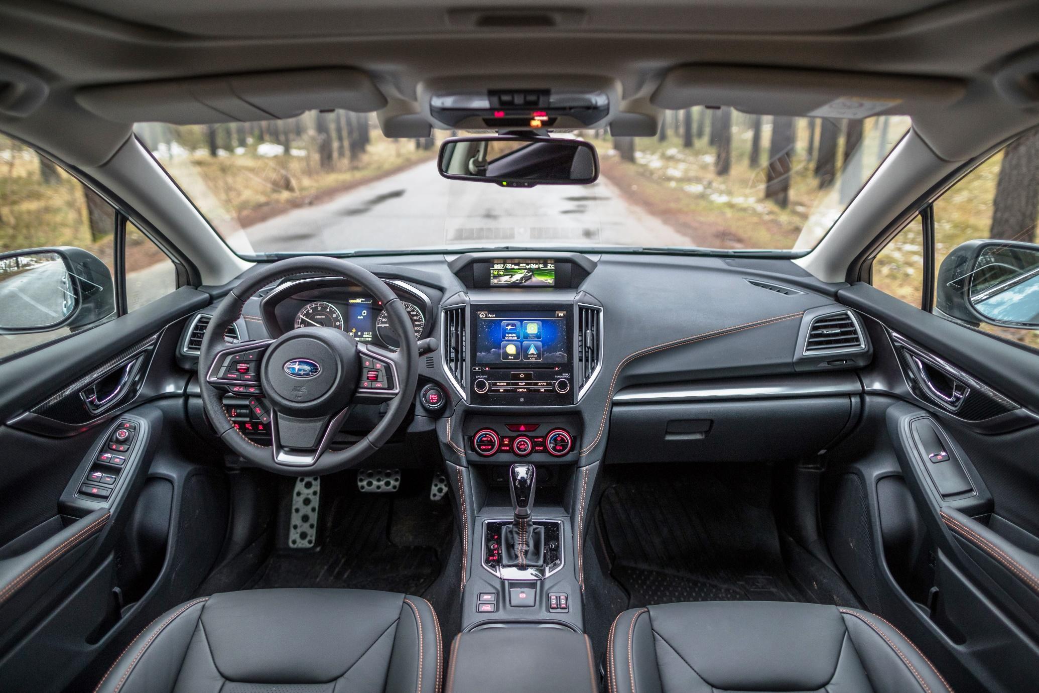 Subaru XV, un SUV que llega muy lejos