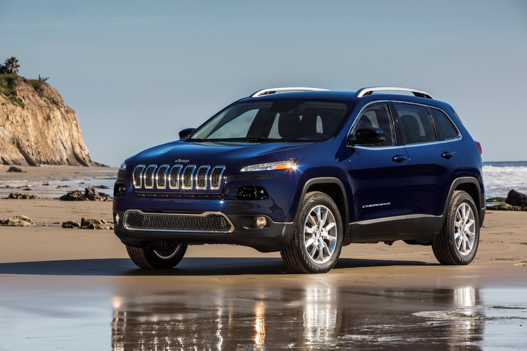 El Jeep Cherokee 2019 cambia de cara por completo