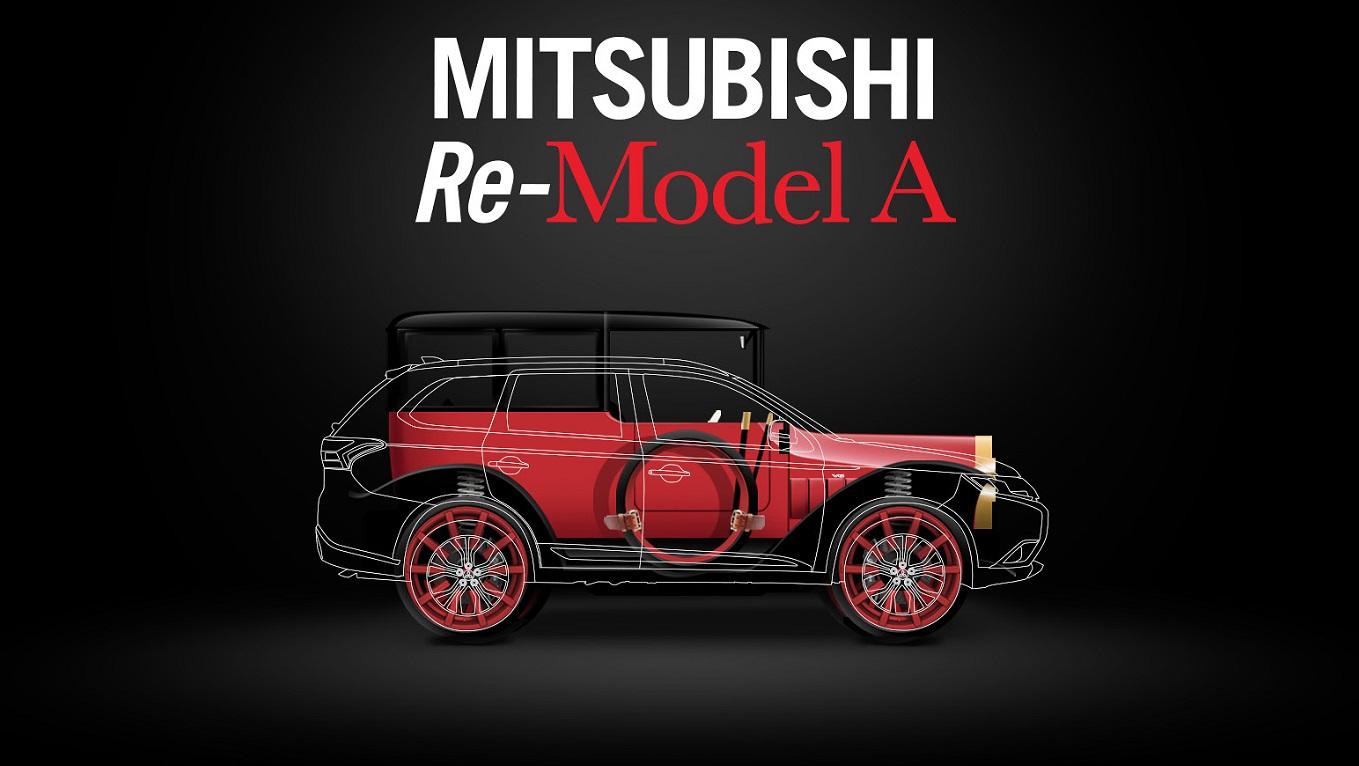 Mitsubishi convierte su primer coche en un híbrido enchufable