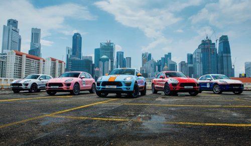 El Porsche Macan rinde tributo a la competición