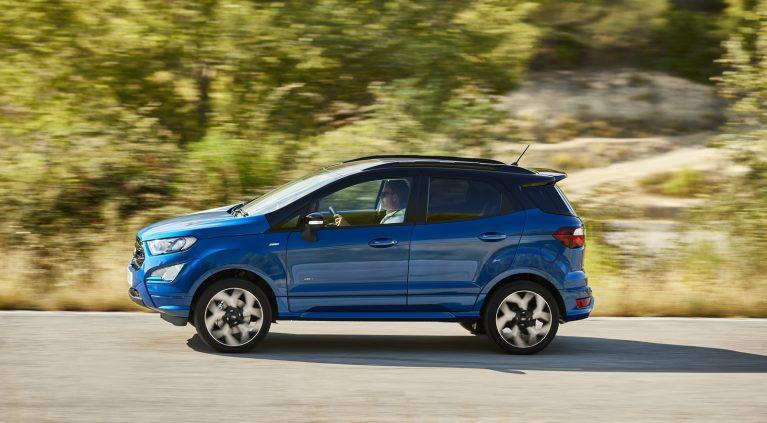 Así es el Ford Ecosport 2018