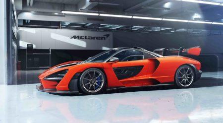 McLaren pone el nombre de Senna a su nuevo superdeportivo de 800 CV