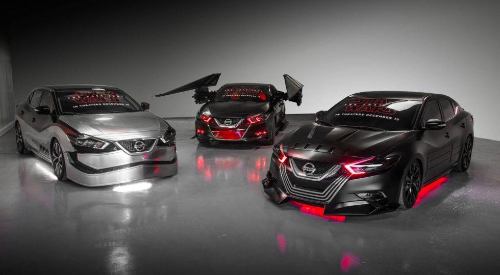 Nissan Star Wars Los Últimos Jedi