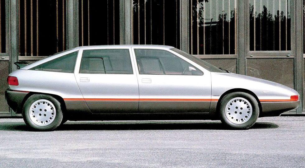Lancia Medusa Concept