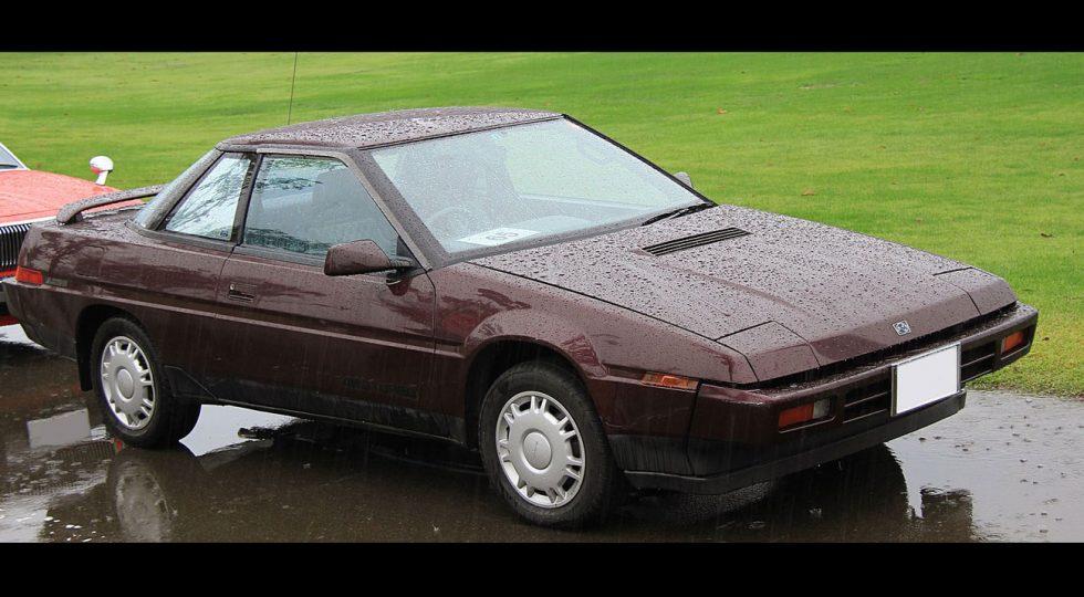 Subaru XT