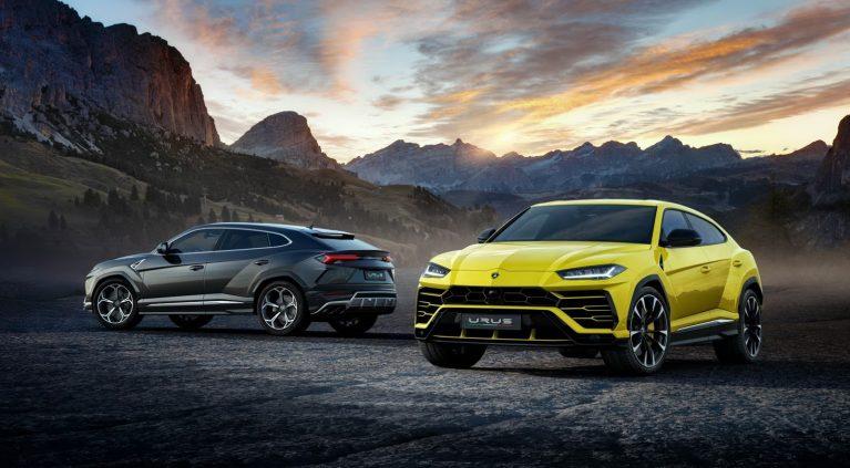 Así es el esperado Lamborghini Urus