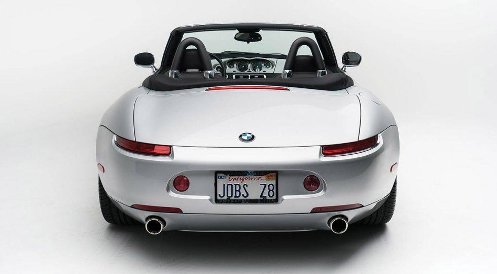 BMW Z8, el coche de Steve Jobs